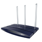 TP-LINK Archer C58 wireless router Dual-band (2.4 GHz / 5 GHz) Fast Ethernet Blue