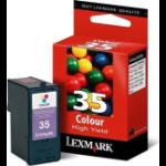 Lexmark 18C0035E (35XL) Printhead cartridge color, 450 pages, 21ml
