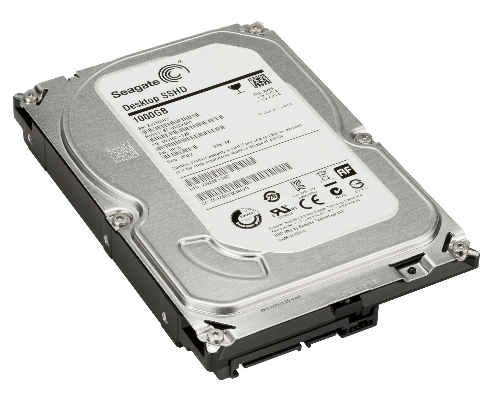 Hard Drive 500GB SATA 6Gb/s 7200rpm