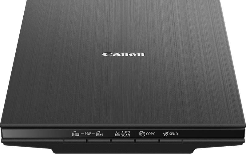 Canon CanoScan LiDE 400 4800 x 4800 DPI Escáner de cama plana Negro A4