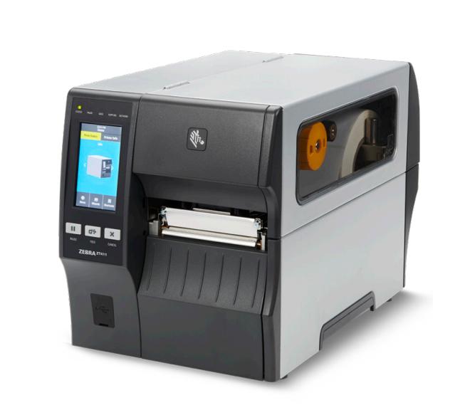 Zebra ZT411 Térmica directa / transferencia térmica Impresora de recibos 203 x 203 DPI Inalámbrico y alámbrico