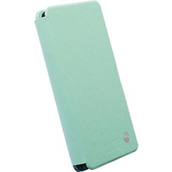 Krusell Malmo FlipWallet Slide 3XL Wallet case Green