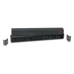 Eaton EPBZ88 power distribution unit (PDU) 1U Black 12 AC outlet(s)