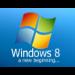 Microsoft Windows 8, x64, 1pk, DSP, OEI, OEM, DVD, ENG