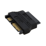 StarTech.com Micro SATA to SATA Adapter Cable with Power MCSATAADAP