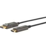 Microconnect DP-HDMI-1500V1.4OP video cable adapter 15 m DisplayPort Black