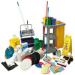 Cleaning Agents, Tools & Supplies