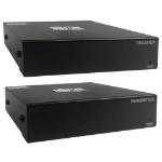 Tripp Lite B127M-101-H AV extender AV transmitter & receiver Black
