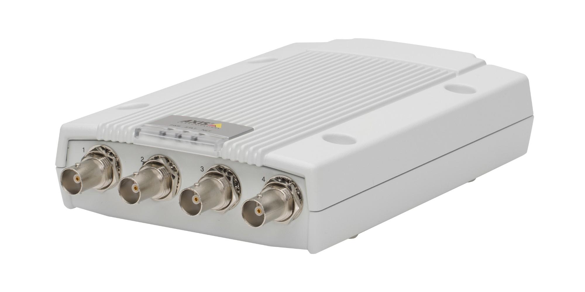 Axis M7014 servidor y codificador de vídeo 720 x 576 Pixeles 15 pps