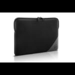 "DELL ES1520V notebook case 15"" Sleeve case Black, Green"