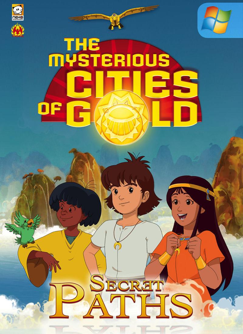 Nexway The Mysterious Cities of Gold: Secret Paths vídeo juego PC Básico Español