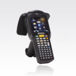 "Zebra MC3190-Z PDA 7,62 cm (3"") 320 x 320 Pixels Touchscreen 650 g Zwart"