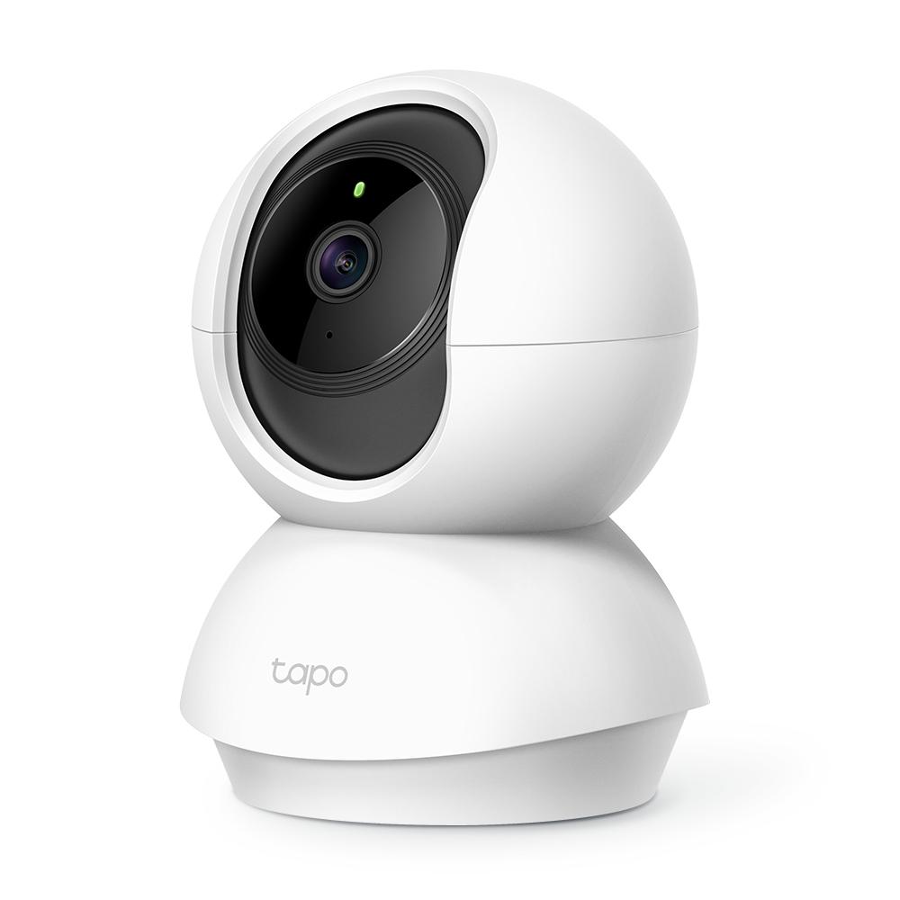 Tapo Pan/Tilt Home Security Wi-Fi Camera