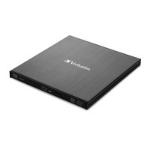Verbatim 70102 optical disc drive Black Blu-Ray DVD Combo