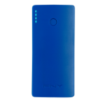 PNY PowerPack Curve 5200 power bank Blue Lithium-Ion (Li-Ion) 5200 mAh