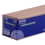 "Epson Doubleweight Matte Paper Roll, 24"" x 25 m, 180g/m² printing paper"