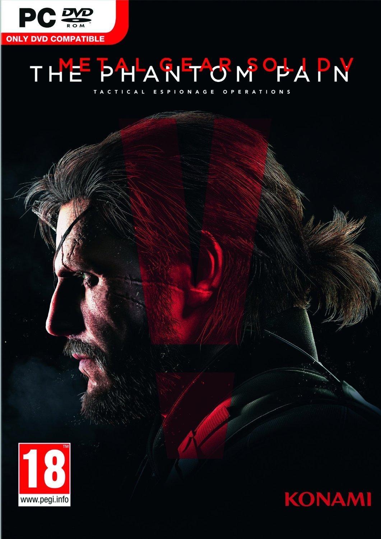 Konami Metal Gear Solid V: Phantom Pain Basic PC DEU Videospiel
