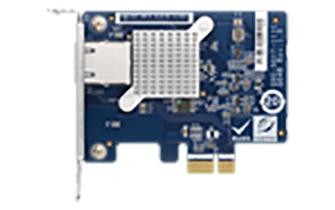 QNAP QXG-5G1T-111C networking card Ethernet 5000 Mbit/s Internal