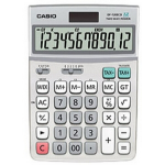 Casio DF-120ECO Desktop Display calculator