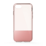 """Belkin SheerForce mobile phone case 11.9 cm (4.7"""") Cover Rose Gold,Translucent"""