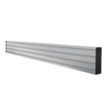 B-Tech System X Horizontal Mounting Rail