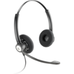 Plantronics Entera HW121N Binaural Head-band Black