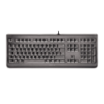 CHERRY KC 1068 keyboard USB QWERTZ German Black