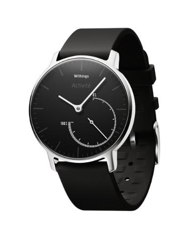 Nokia Activite Steel Wristband activity tracker Black Analog