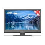 "Cello C1620FS TV 40.6 cm (16"") Full HD Black"