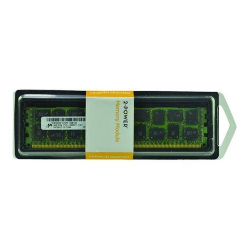 2-Power 8GB DDR3L 1600MHz ECC RDIMM 2Rx4
