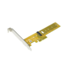 Sunix PCIe x 4 to NVMe M.2 Key-M card P2M04M00