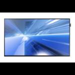 "Samsung LH55DCEPLGC signage display Digital signage flat panel 139.7 cm (55"") LED Full HD Black"