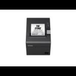 Epson TM-T20III (011): USB + Serial, PS, Blk, EU