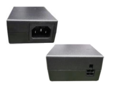 Zebra PWR-BGA12V50W0WW adaptador e inversor de corriente Interior Negro