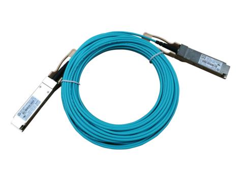 Hewlett Packard Enterprise X2A0 100G QSFP28 10m InfiniBand cable