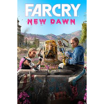 Microsoft Far Cry New Dawn video game Basic Xbox One
