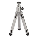 "Hama Mini/Table Tripod with Ball Tilt Head ""Traveller Mini"" Silver tripod"