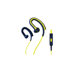 Pioneer SE-E711T Ear-hook Binaural Wired Black,Yellow mobile headset