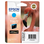 Epson C13T08724010 (T0872) Ink cartridge cyan, 650 pages, 11ml
