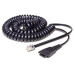 Jabra QD/RJ10 Black telephony cable