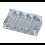 Hypertec 920817-HY wire connector RJ-45 Grey