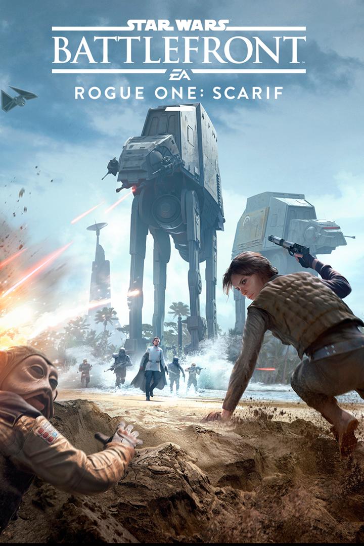 Microsoft Star Wars Battlefront Rogue One: Scarif Xbox One Basic+DLC
