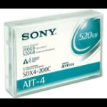 Sony DATA CARTRIDGE AIT4 200 520GB 8 mm