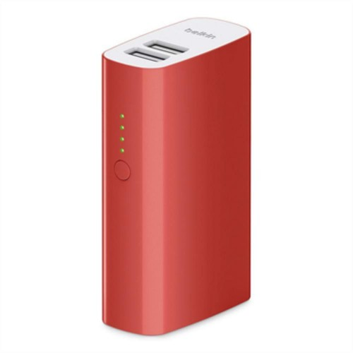 Belkin MIXIT Power Pack 4000 power bank Red 4000 mAh