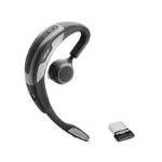 Jabra Motion UC MS Ear-hook Monaural NFC/Bluetooth Black,Silver