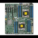 Supermicro X10DRH-iT server/workstation motherboard Intel® C612 LGA 2011 (Socket R) Extended ATX