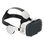 Archos VR Glasses 2 Smartphone-based head mounted display 410g Black,White