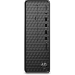 HP Slim Desktop S01-aF0003na Intel Celeron J J4005 4 GB DDR4-SDRAM 1000 GB HDD Tower Black PC Windows 10 Home