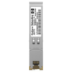 Hewlett Packard Enterprise X121 1G SFP RJ45 T Transceiver network media converter 1000 Mbit/s