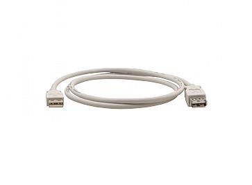 Kramer Electronics C-USB/AAE-10 USB cable 3 m 2.0 USB A White